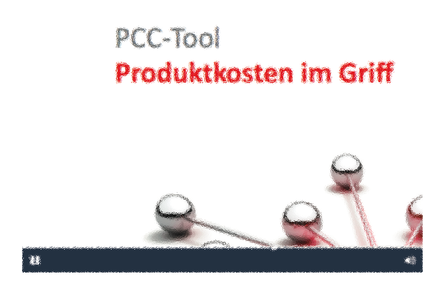 Product Cost Calculation Tool PCC-Tool
